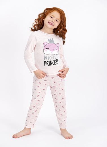 Roly Poly Pijama Takım Pembe